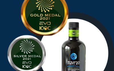 İtalya'nın EVO IOOC 2021 yarışmasında 1 Altın, 1 Gümüş Madalya kazandık